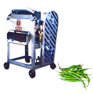 Green Chilli / Chilly Cutter Machines